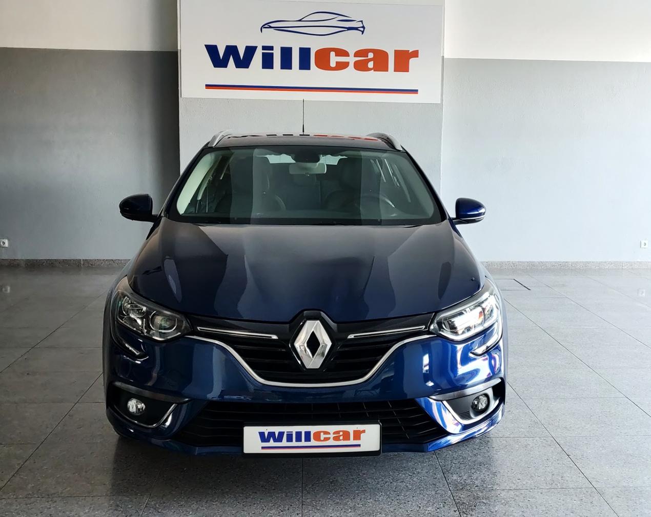 Renault Mégane Sport Tourer Zen   Imagem 3