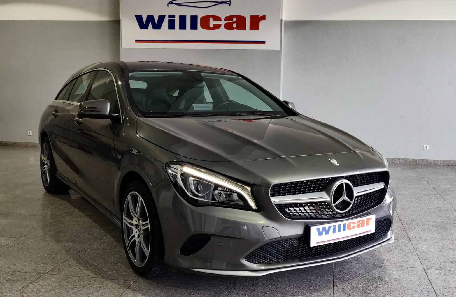 Mercedes-Benz CLA 180 1.5 Style | Imagem 1