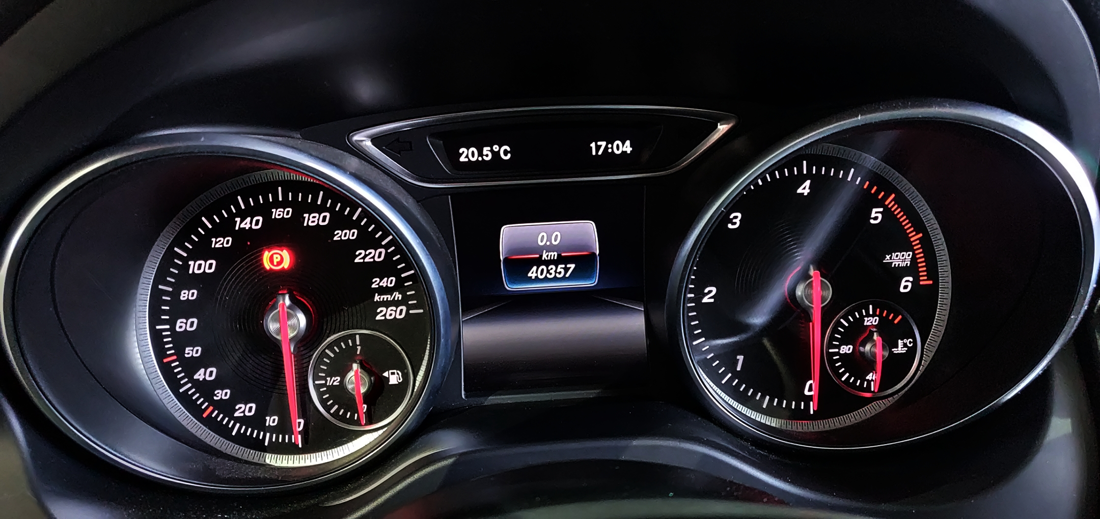 Mercedes-Benz CLA 180 1.5 Style | Imagem 12