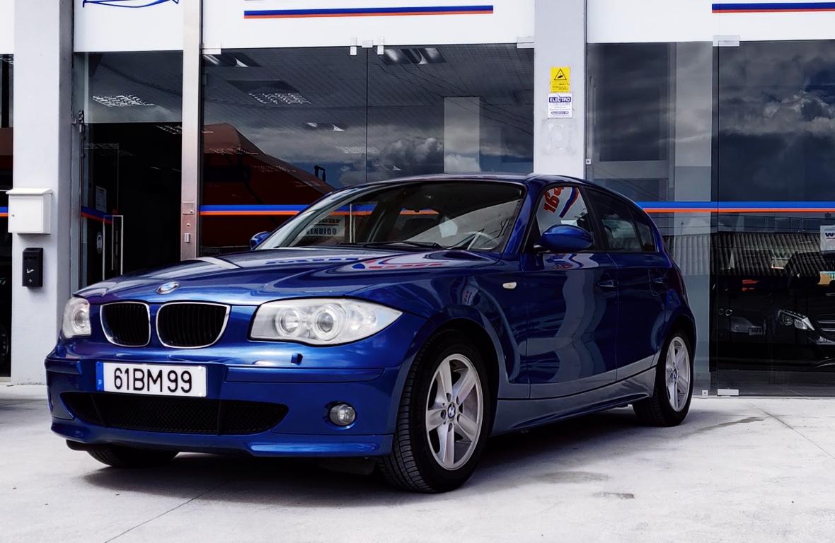 BMW 120    Imagem 1