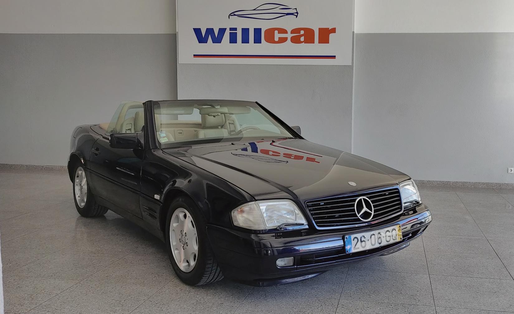 Mercedes-Benz SL 320  | Imagem 1