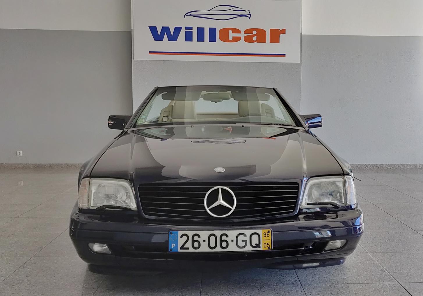 Mercedes-Benz SL 320  | Imagem 2