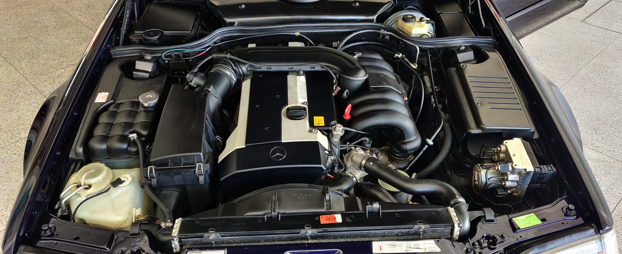 Mercedes-Benz SL 320  | Imagem 19