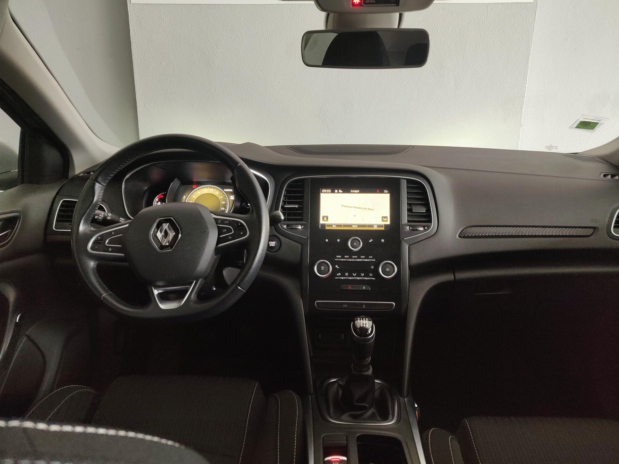 Renault Mégane 1.5 Dci Zen   Imagem 9