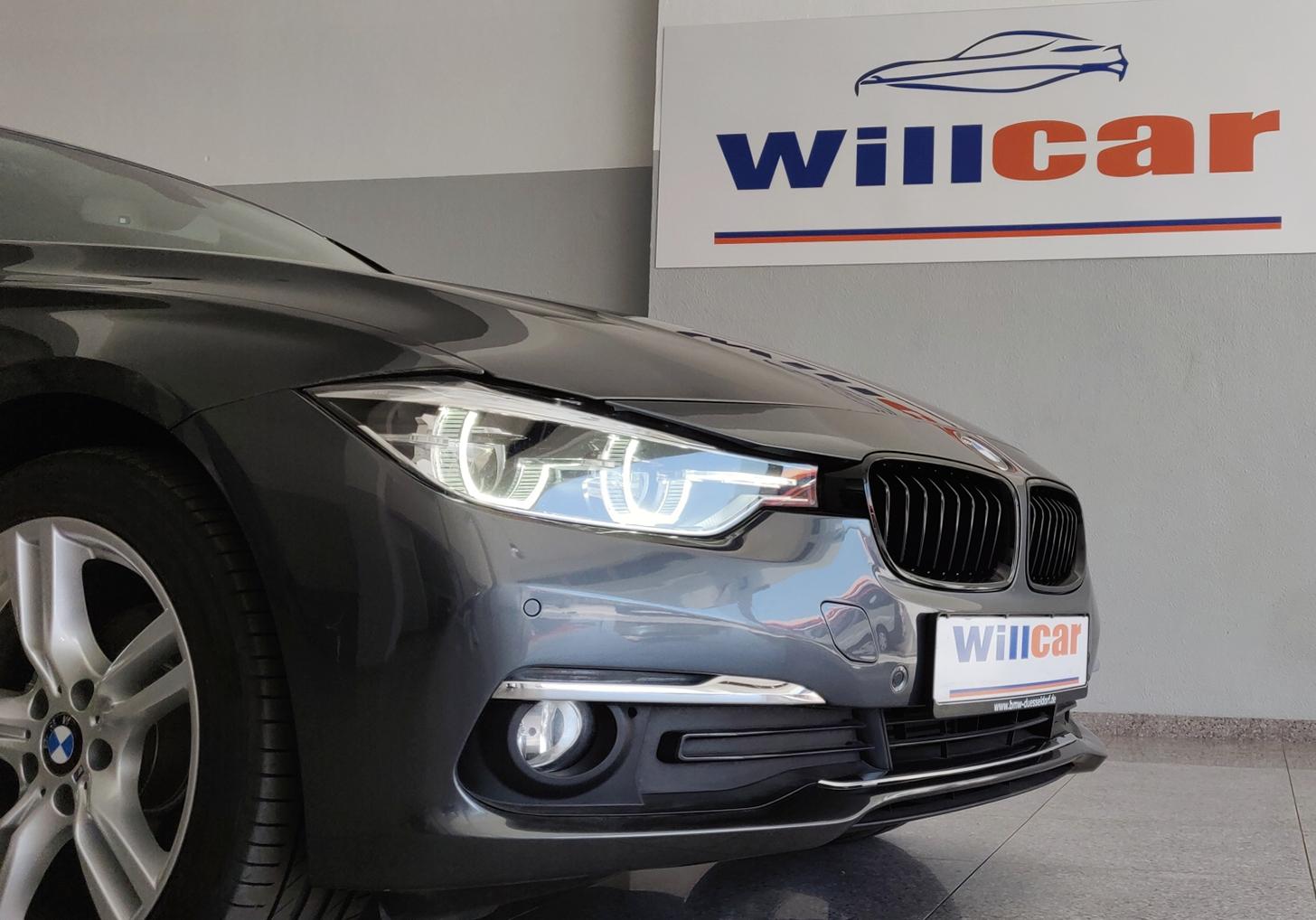 BMW 320 Luxury Line   Imagem 6