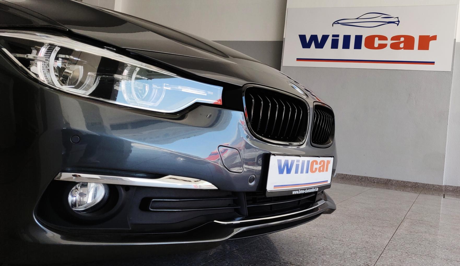 BMW 320 Luxury Line   Imagem 7