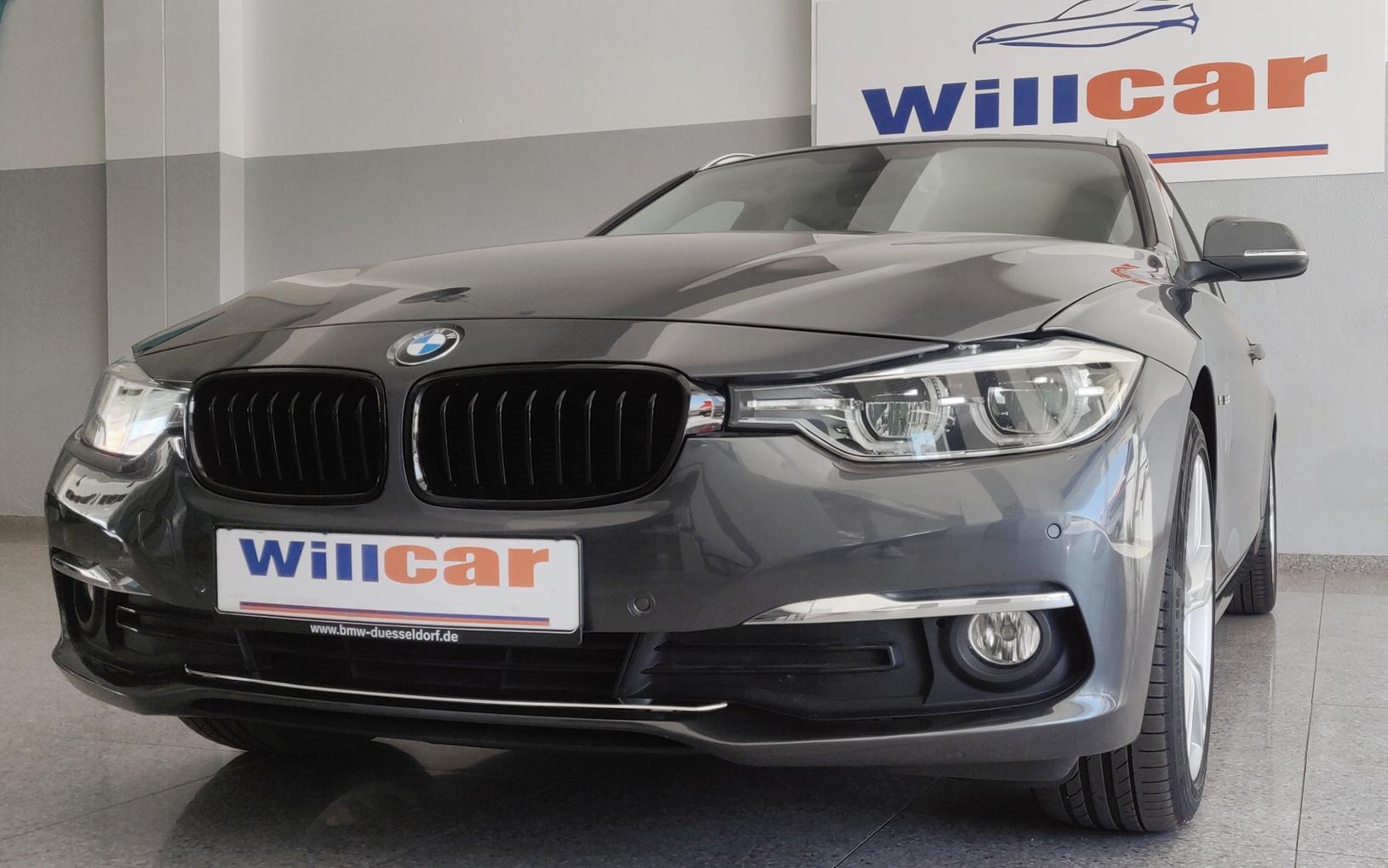 BMW 320 Luxury Line   Imagem 8
