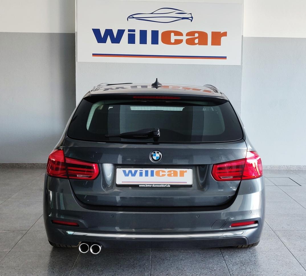 BMW 320 Luxury Line   Imagem 12