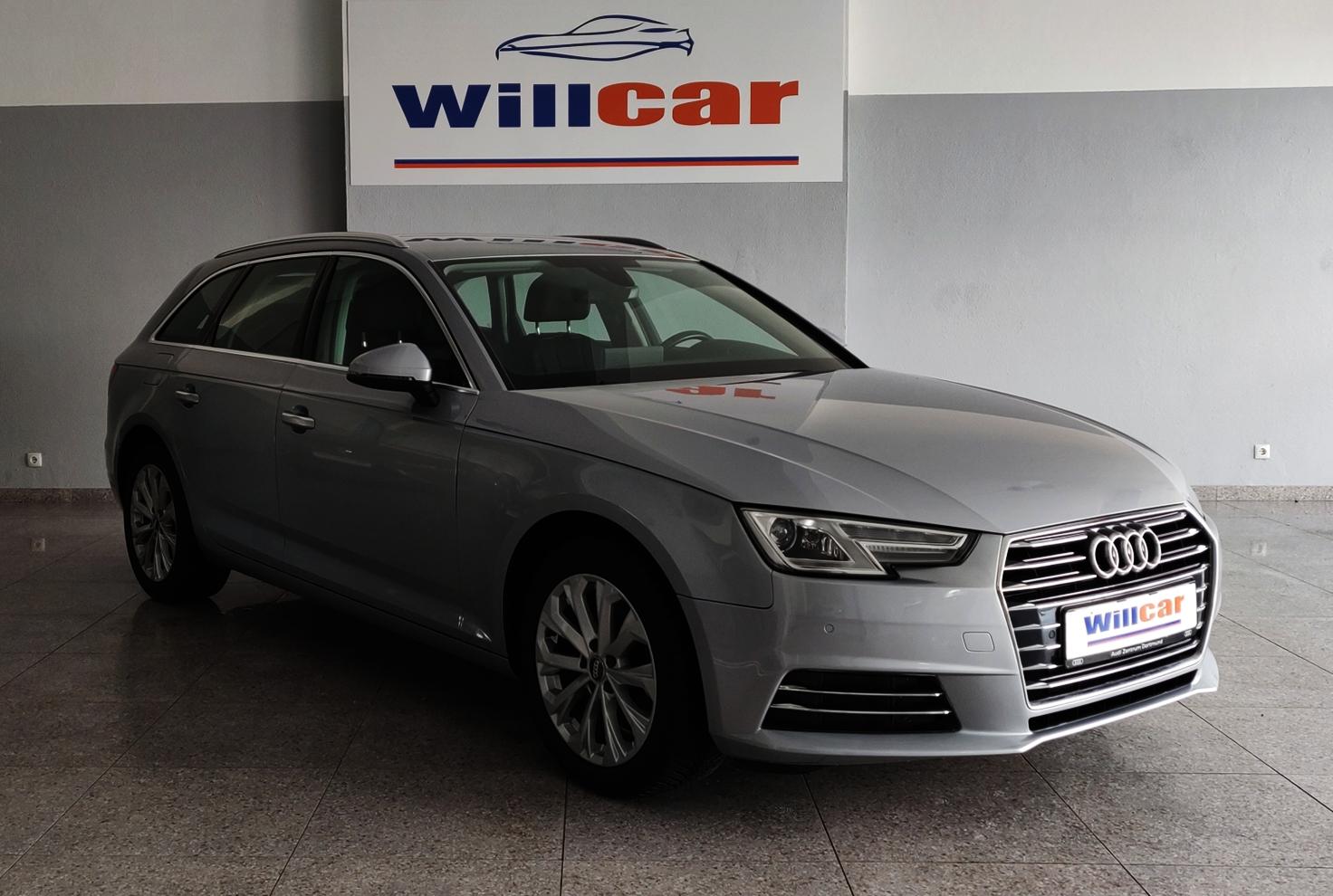 Audi A4 2.0 AVANT | Imagem 1