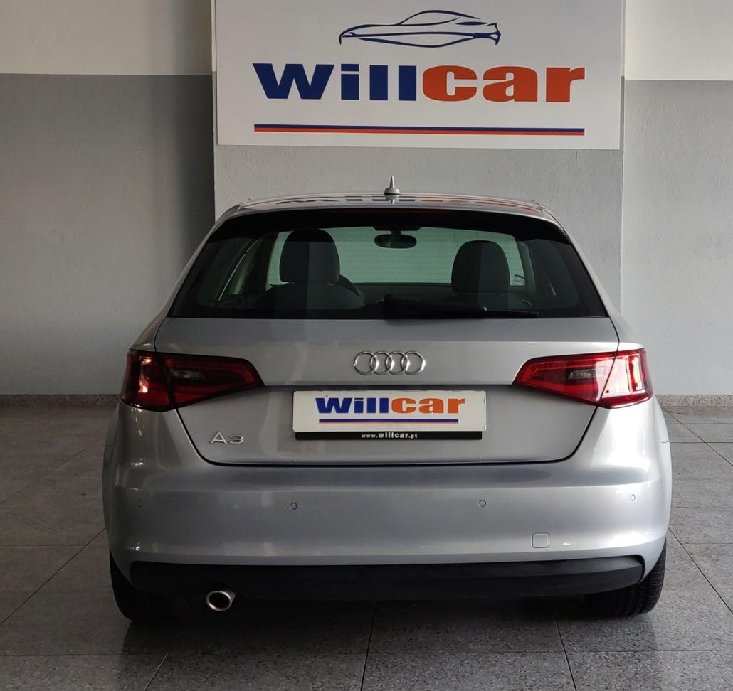 Audi A3 1.6 Sportback Ultra   Imagem 8