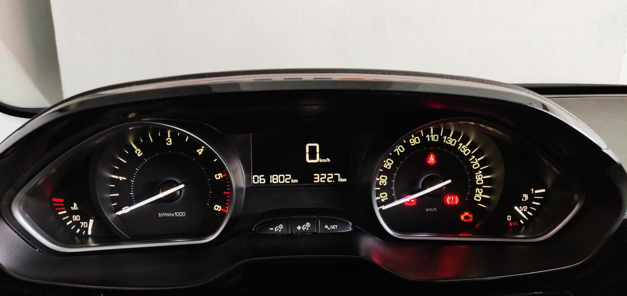 Peugeot 208 1.6 Active   Imagem 12